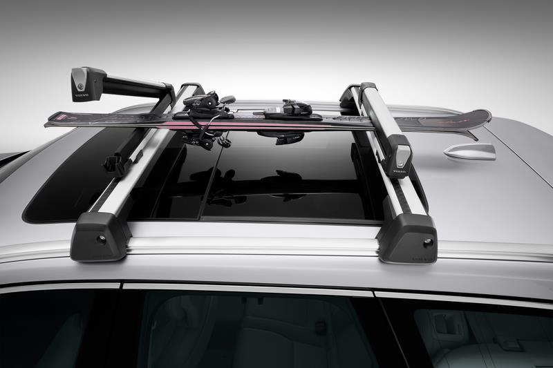 Diagram Ski holder, aluminium for your Volvo V60